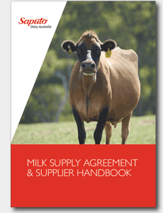 Milk Supply Agreements - Southern Region